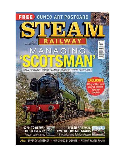 Steam Railway Issue 522