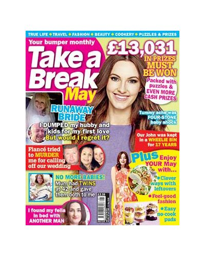 Take a Break Monthly issue 5 2020