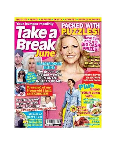 Take a Break Monthly issue 6 2020