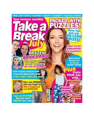 Take a Break Monthly issue 7 2020