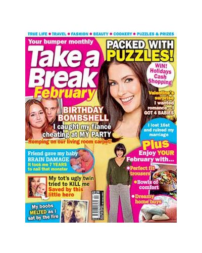 Take a Break Monthly February 2021