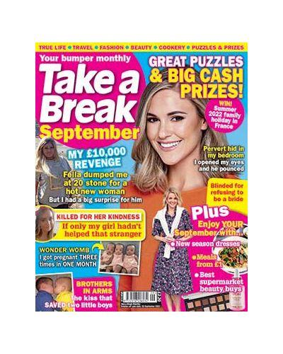 Take a Break Monthly September 2021