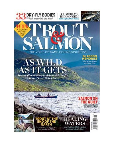 Trout & Salmon October 2019