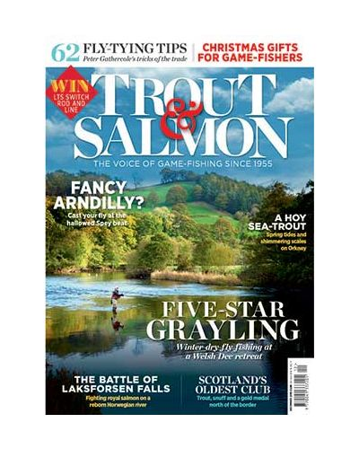 Trout & Salmon Digital issue December 2019