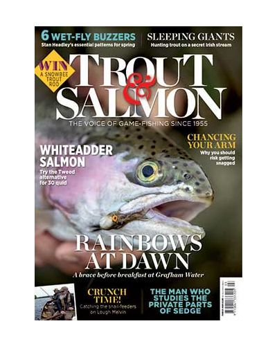 Trout & Salmon March 2020