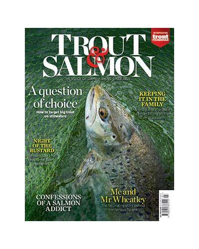 Trout & Salmon July 2020