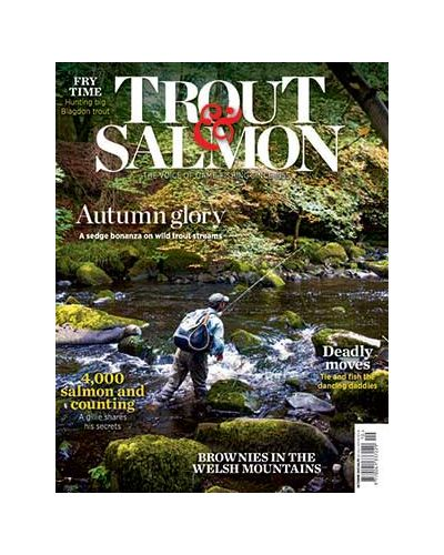 Trout & Salmon October 2021