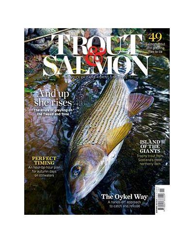 Trout & Salmon November 2021