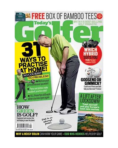 Today's Golfer Issue 400