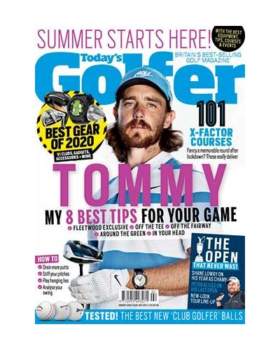 Today's Golfer Issue 402