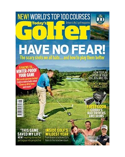Today's Golfer Issue 408