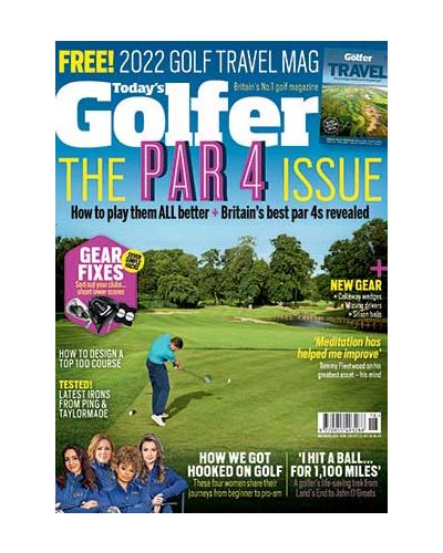 Today's Golfer Issue 418