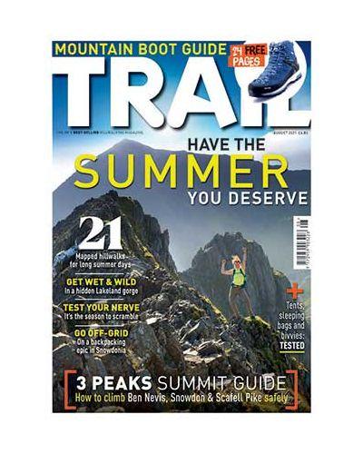 Trail August 2021