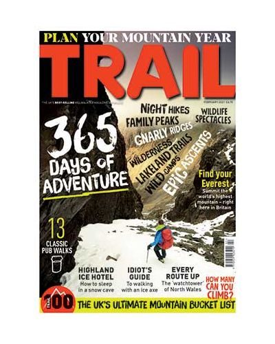 Trail February 2021