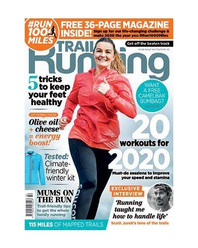 Trail Running Feb/Mar 2020