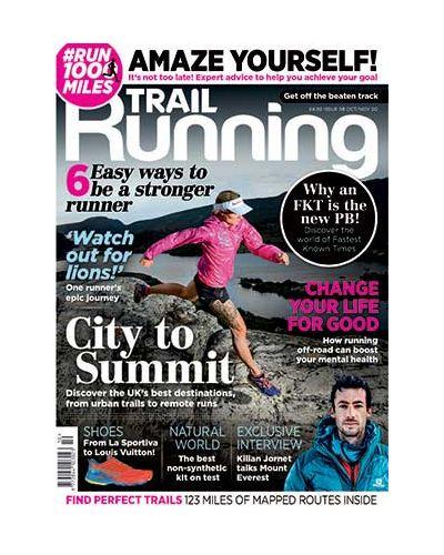 Trail Running Oct/Nov 2020