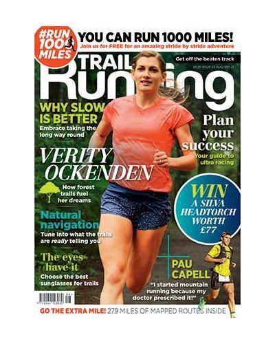 Trail Running Aug/Sept 2021
