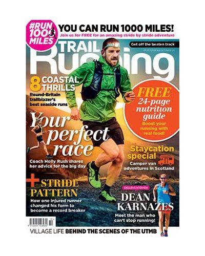Trail Running Oct/Nov 2021