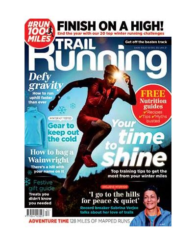 Trail Running Dec/Jan 2020