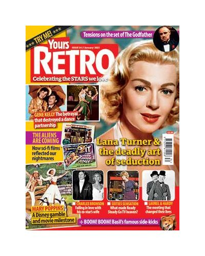 Yours Retro Issue 34