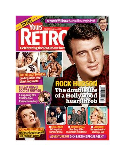 Yours Retro Issue 35