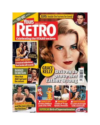 Yours Retro Issue 37