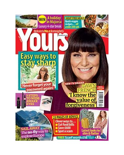 Yours Issue 344