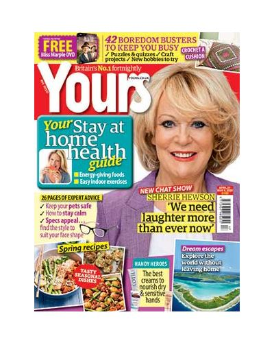 Yours Issue 348