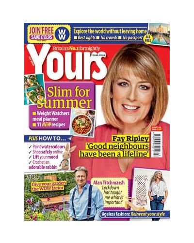 Yours Issue 351