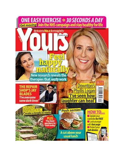 Yours Issue 354