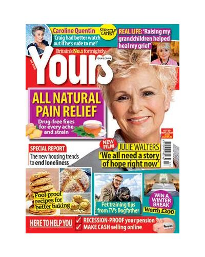 Yours Issue 361
