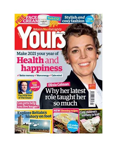 Yours Issue 367