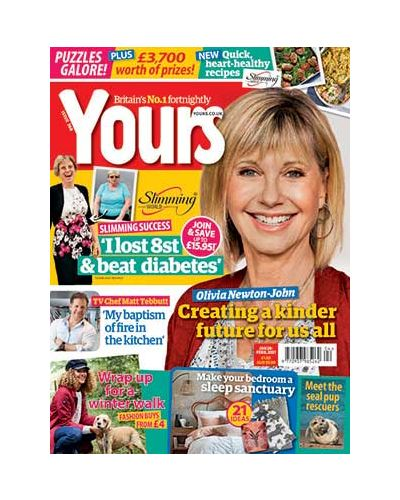 Yours Issue 368
