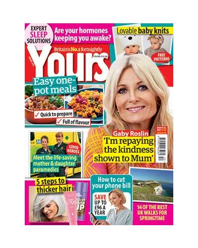 Yours Issue 371