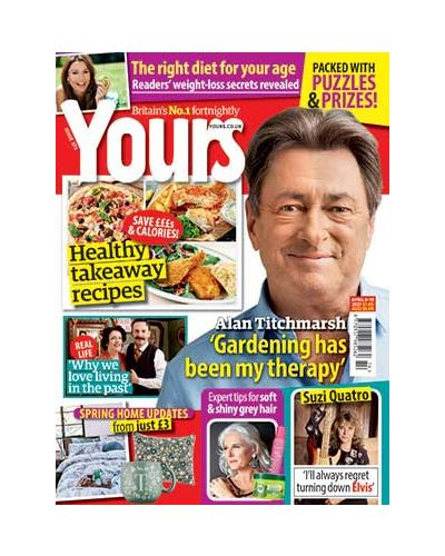 Yours Issue 373