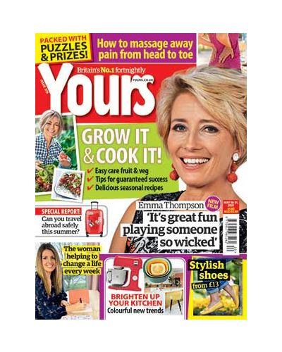 Yours Issue 376