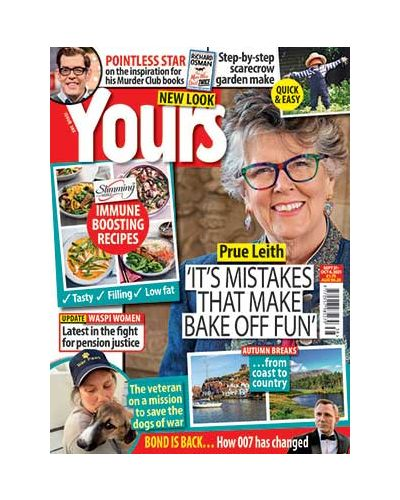 Yours Issue 385