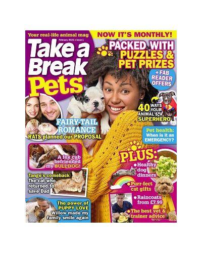 TaB Pets - Issue 1: Feb 2021