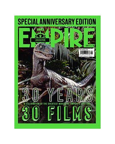Empire: 1993 - Jurassic Park