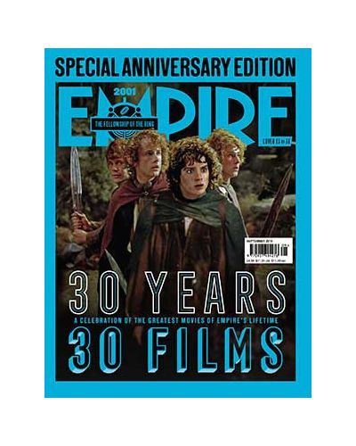 Empire: 2001 - Fellowship Of The Ring