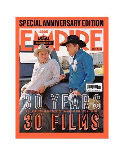 Empire: 2005 - Brokeback Mountain