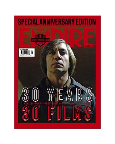 Empire: 2007 - No Country for Old Men