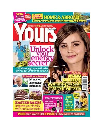 Yours issue 320