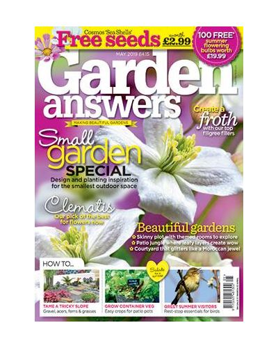 Garden Answers Digital issue May 2019