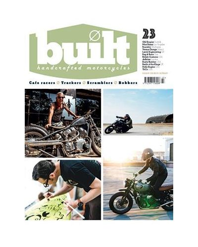 Built issue 23