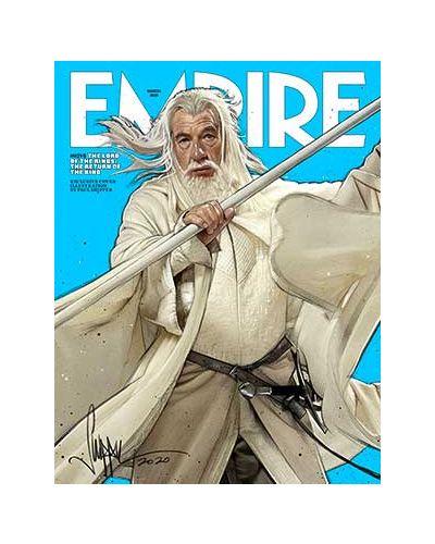 Empire March 2020: Cover 2
