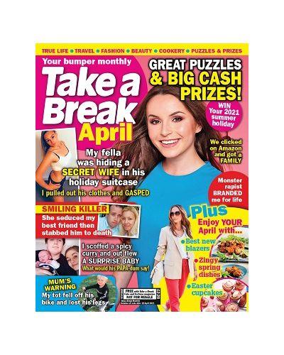 Take a Break Monthly April 2021