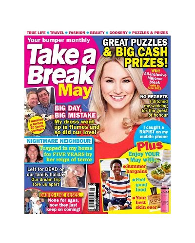 Take a Break Monthly May 2021