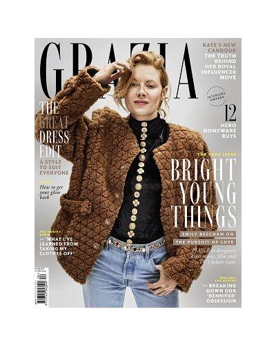 Grazia Luxe Issue 18/05/2021