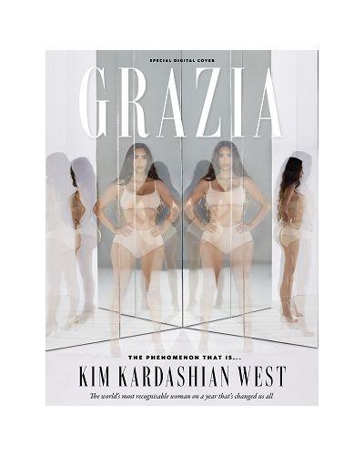 Grazia Issue 06/10/2020